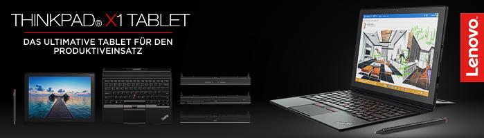 ThinkPad® X1-Tablet