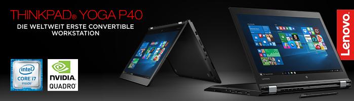 ThinkPad® Yoga-P40