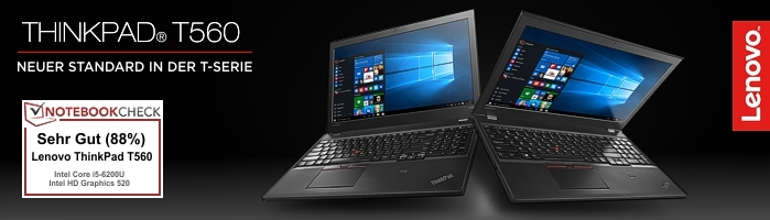 Lenovo Campus ThinkPad® T560