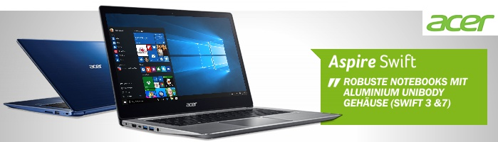 Acer Aspire Swift-Serie