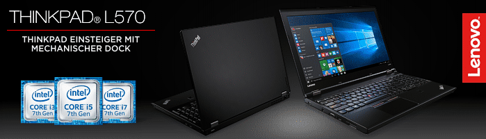 Lenovo Campus ThinkPad® L570