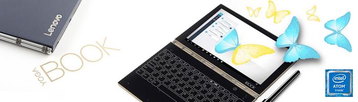 Lenovo YogaBook - Lass deiner Kreativität freien Lauf!