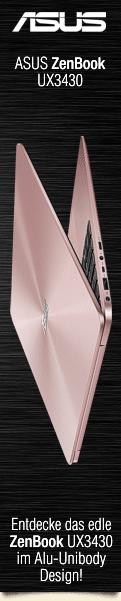 Asus ZenBook™ UX3430 - Entdecke das edle UX3430 in 2 exklusiven Campus Editionen