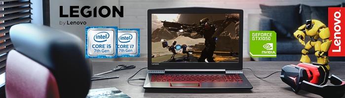 Lenovo Legion - Gaming für unterwegs