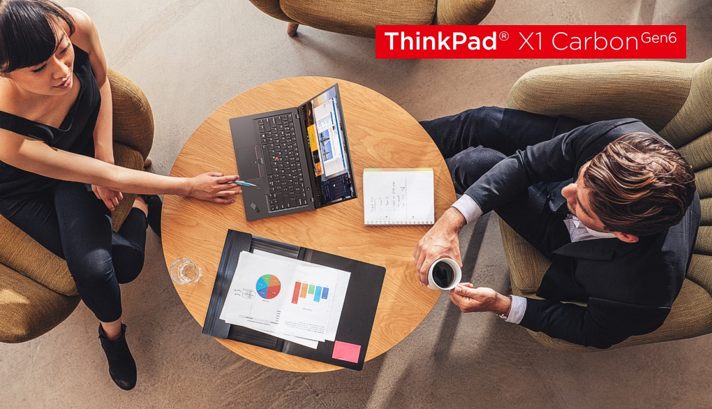 Anschlüsse des ThinkPad X1 Carbon 2018