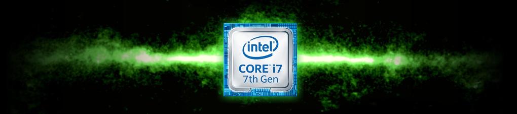 Intel Core i7 Prozessoren der 7. Generation