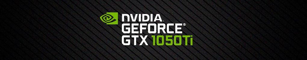 schnelle NVIDIA GeForce GTX 1050 Grafik