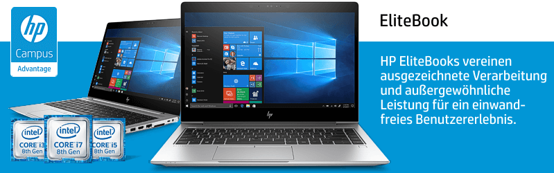 HP Campus EliteBook 840 G5