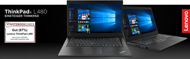 Lenovo Campus ThinkPad® L480 Serie für Studenten