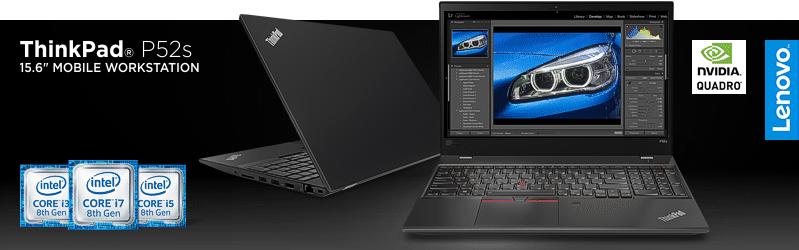 Lenovo ThinkPad® P52s Serie