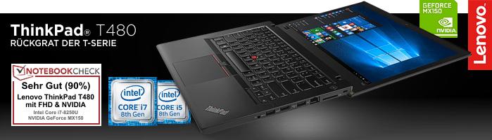 Lenovo ThinkPad® T480-Serie
