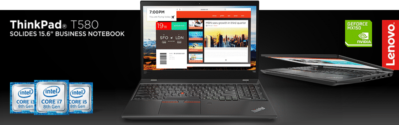Lenovo Campus ThinkPad® T580 Serie