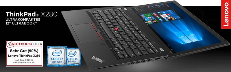Lenovo ThinkPad® X280-Serie